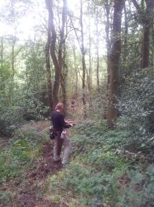 Bob Shooting 3d Deer
