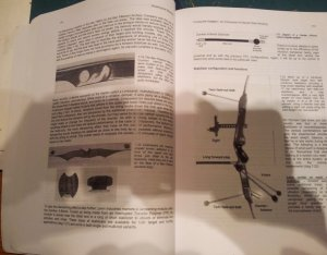 Shooting the stickbow - internal pages