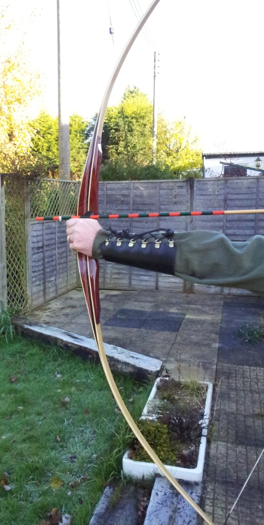 how to measure my archery draw lwnght