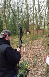 Scott shooting target 15