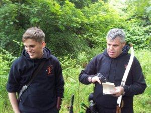 Ben and John Straw