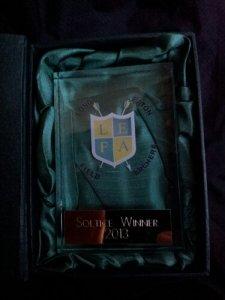 LEFA trophy