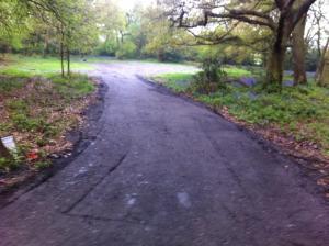 Hanson road
