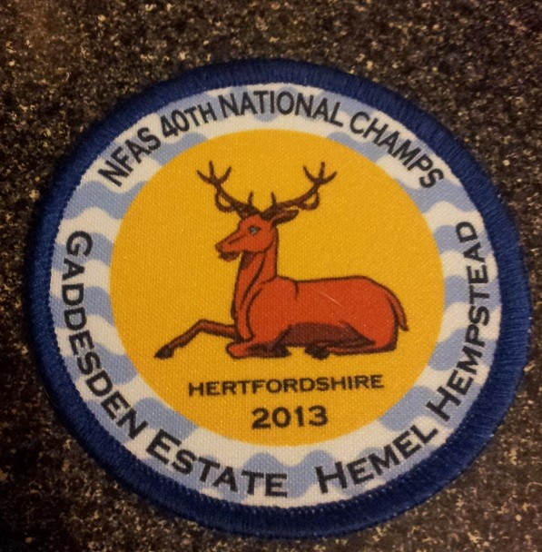 Shoot report - NFAS National Championship 2013 (1/6)