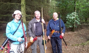 Shooting group Sharon, Peter and Paul