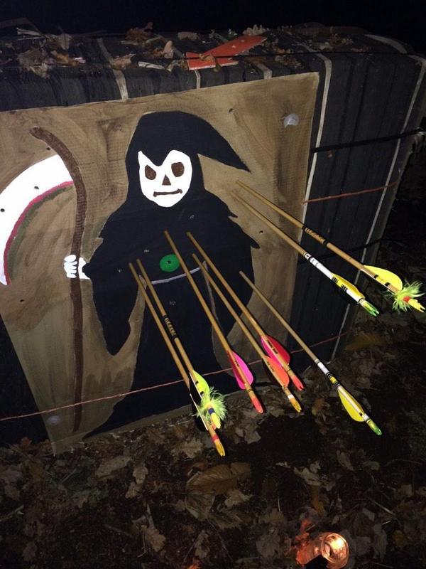 Shoot report - spooky night down at the wood (6/6)