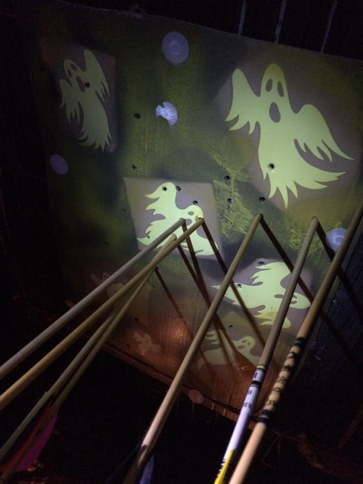 Shoot report - spooky night down at the wood (3/6)