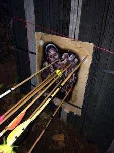 target 20 - vampire or zombie