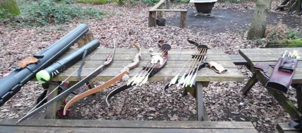 Bows, bows and more bows