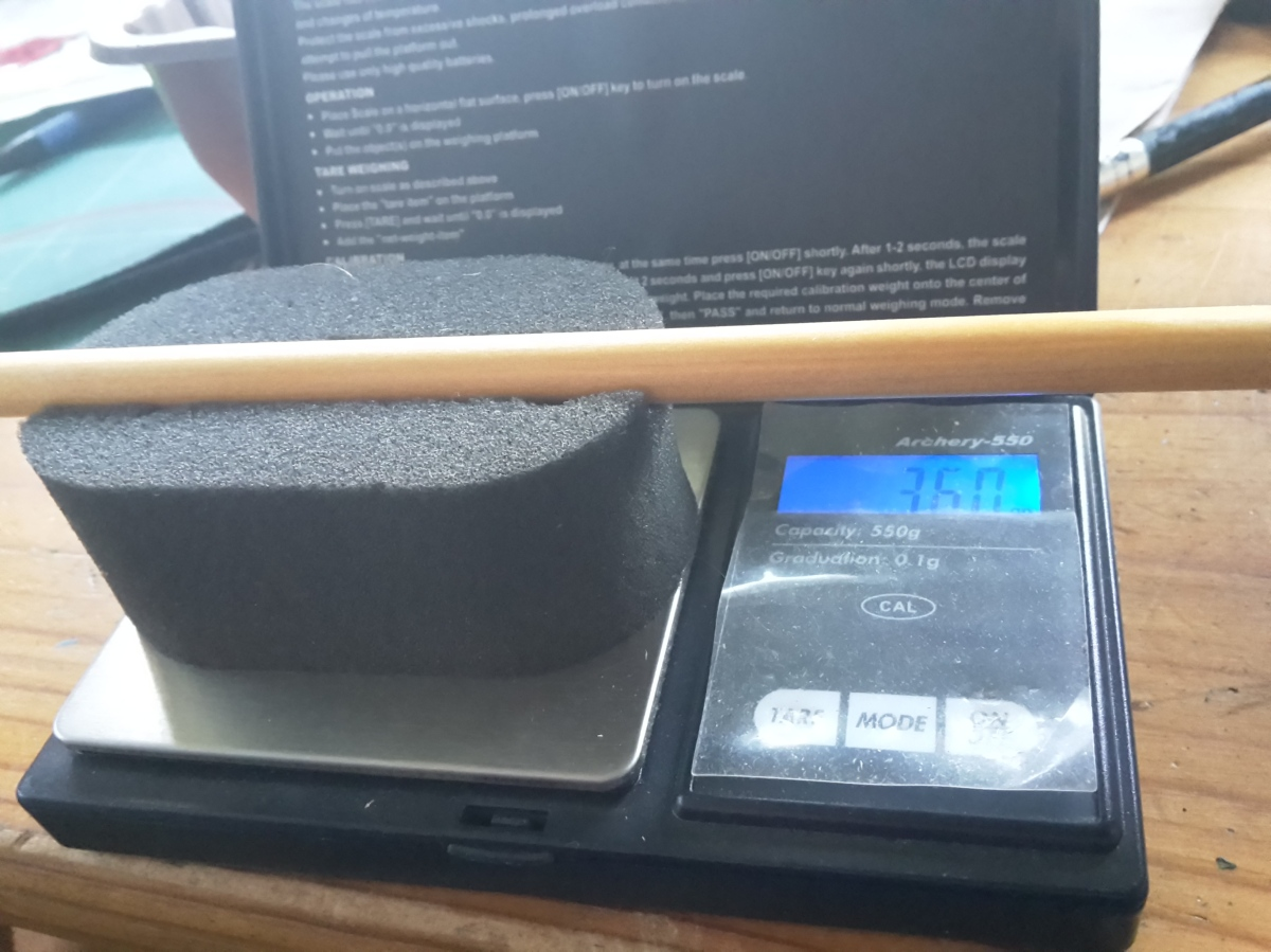 Digital grain scales
