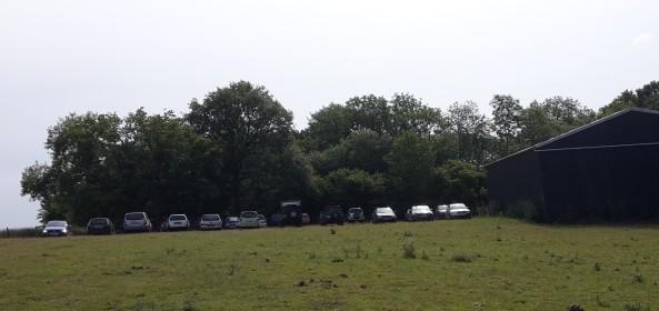 Hawks parking