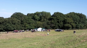 Lyme Valley Archers field