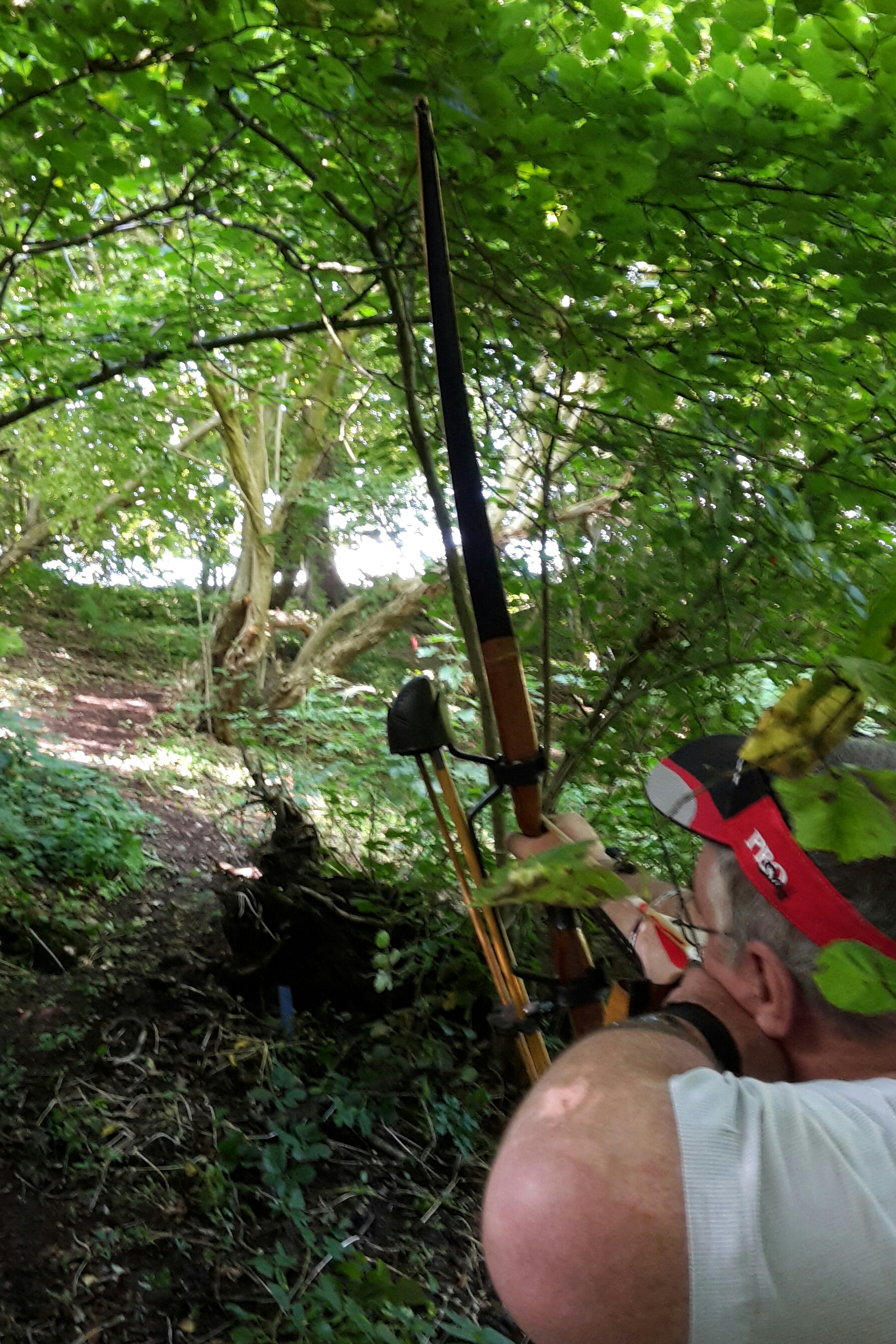 Shoot Report Lyme Valley Archers August 2015 My