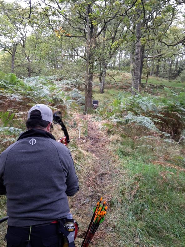 B Course - uphill turkey 3d