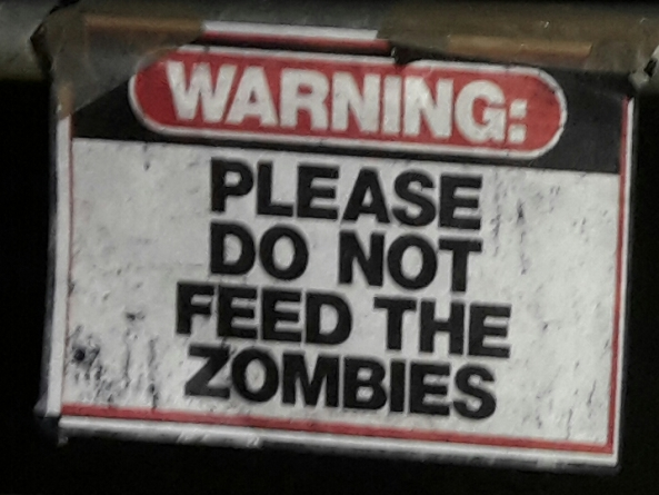 SVYF welcome all, just don't feed the zombies
