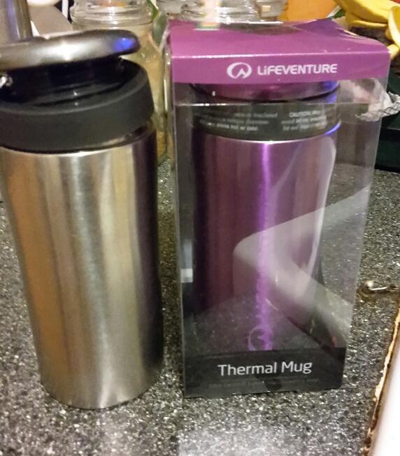 Thermal mug by lifeventure