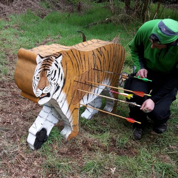 Tiger 2D
