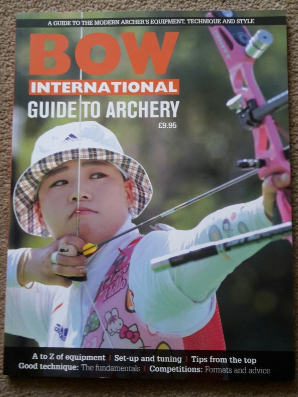 Bow International - Guide to archery cover