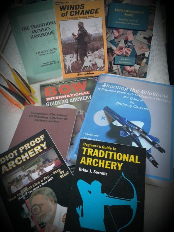 A few from the bookshelf
