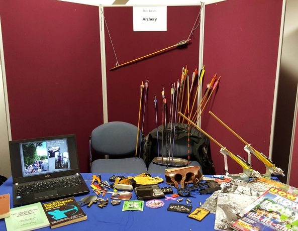 Archery stall