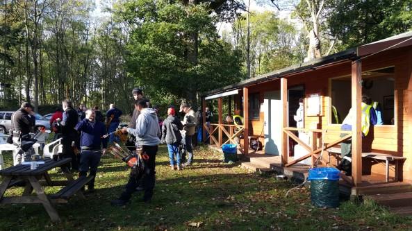 Windrush Club hut