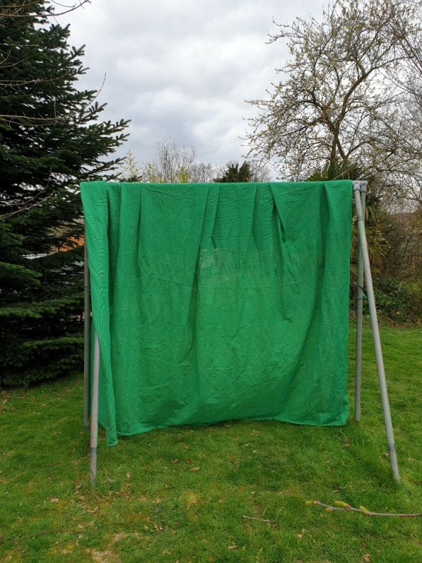 Archery Backstop Net